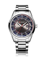 cheap -Men's Dress Watch Fashion Watch Wrist watch Unique Creative Watch Sport Watch Chinese Quartz Calendar / date / day Water Resistant /