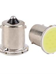 2pcs 3w dc12v bianco 1156 1157 1cob luce di segnalazione di turno luce inversa luce freno