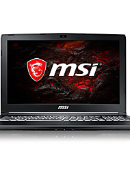 Msi игровой ноутбук 17,3 дюймовый intel i7-7700hq 8gb ddr4 128gb ssd 1tb hdd windows10 gtx1050ti 4gb gl72m 7rex-817cn