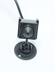 billige -960p mini ahd kamera hd 1,3 mp pinhole kamera understøtter osd størrelse 16x16mm dc5-12v