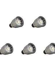 preiswerte -7W 780 lm GU10 LED Spot Lampen 1 Leds COB Abblendbar Warmes Weiß Kühles Weiß Wechselstrom 110/220
