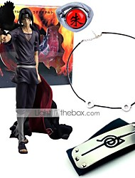 Anime Action-Figuren Inspiriert von Naruto Itachi Uchiha PVC 23 CM Modell Spielzeug Puppe Spielzeug