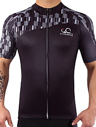 cheap -Short Sleeve Cycling Jersey Bike Quick Dry Spandex, Lycra