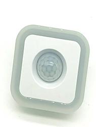 3W Human Body Sensor Night Light US Plug