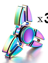 Toupies Fidget Spinner à main Toupies Jouets Jouets Ring Spinner EDCSoulagement de stress et l'anxiété Focus Toy Jouets de bureau Soulage