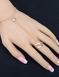 Ring Armband