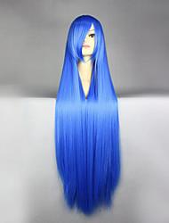 Недорогие -Косплэй парики Косплей Косплей Аниме Косплэй парики 100cm См Термостойкое волокно Муж. Жен.