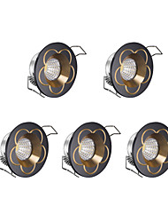 cheap -Dimmable LED Cabinet Lights 3w Cool White 5 pcs 220v High Quality