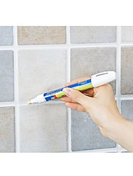 cheap -1Pcs Grout Aide Repair Tile Marker Wall Pen Bathroom Accessories Grout Aide Repair Tile Marker Wall Pen with Retail Box Tile Repair Pen Fill The Wall