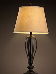 Недорогие -Современный Светящийся Настольная лампа Назначение Металл 220-240Вольт