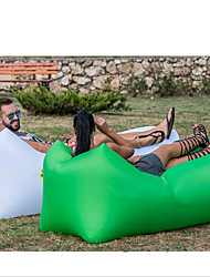 cheap -Inflatable Sofa Sleep lounger / Air Sofa / Air Bed Outdoor Camping Waterproof, Portable, Moistureproof Design-Ideal Couch Oxford Camping / Hiking, Beach, Traveling for 1 person