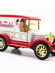 Недорогие -Игрушечные машинки Модели автомобилей Модель авто Классическая машинка Автомобиль Музыка и свет Универсальные Игрушки Подарок