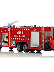 Die-Cast Vehicles Toy Cars Toys Motorcycle Construction Vehicle Fire Engine Vehicle Excavator Toys Rectangular Excavating Machinery Metal