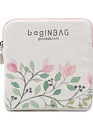 Women Bags All Seasons Canvas Storage Bag for Casual Beige