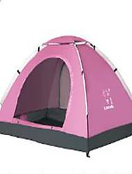 3-4 Pessoas Tenda Único Barraca de acampamento Tenda Dobrada Manter Quente para Fibra de Vidro CM