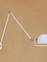AC 220-240 110-120 60 E26/E27 Semplice Vintage Paese Pittura caratteristica for Stile Mini,Luce ambient Luce a muro