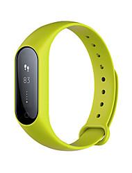Недорогие -Умный браслет Сенсорный экран Пульсомер Защита от влаги Израсходовано калорий Педометры Регистрация деятельности Длительное время