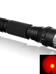 cheap -LED Flashlights / Torch LED 500 lm 1 Mode LED Portable Lighting Impact resistant Super Light Camping/Hiking/Caving Cycling/Bike Outdoor