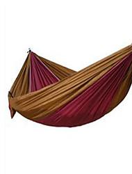 abordables -2 Personas Hamaca para camping Portátil para Camping y senderismo Al Aire Libre