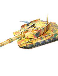economico -Puzzle 3D Puzzle Giocattoli Carro armato 3D Fai da te Non specificato Unisex Maschio Pezzi