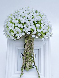"""cheap -Wedding Flowers Bouquets Wedding Lace 9.84""""(Approx.25cm)"""