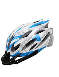 Недорогие -Подростки Велоспорт шлем Вентиляционные клапаны Велоспорт Горные велосипеды Шоссейные велосипеды Велосипедный спорт Стандартный размер