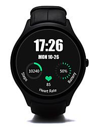 economico -Smart watchLong Standby Contapassi Sportivo Touch Screen Distanza del monitoraggio Informazioni Chiamate in vivavoce Controllo