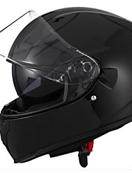cheap -Tanked Racing T-129 motorcycle helmet male winter double lens full cover with collar