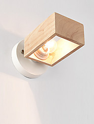 economico -AC110-220 60 E26/E27 Moderno/Contemporaneo caratteristica Luce ambient Luce a muro