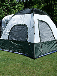 cheap -3-4 persons Tent Truck Tent Double Camping Tent One Room Fold Tent Waterproof Ultraviolet Resistant Rain-Proof Dust Proof for Camping /