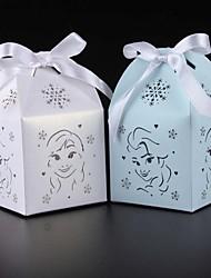 Недорогие -50pcs elsa и анна детская подарочная коробка для детей