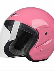 cheap -BLD 286  Motorcycle Helmet Male Electric Car Helmet Female Four Seasons Winter Anti-Fog Half Helmet Anti-UV Helmet