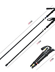 5 Trekking Poles Nordic Walking Poles Multifunction Walking Poles Trekking Pole Accessories Trekking Pole Tip Cap 135cm (53 Inches)