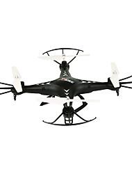 Недорогие -RC Дрон SJ  R/C X300-1 4 канала 2.4G С HD-камерой 2.0MP Квадкоптер на пульте управления Полет C Bозможностью Bращения Hа 360 Rрадусов