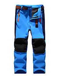 Boys' Solid Pants,Polyester Winter Fall Blue Green Red Fuchsia Royal Blue