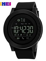 cheap -Men's Digital Watch Wrist watch Smart Watch Dress Watch Fashion Watch Sport Watch Chinese Digital Calendar / date / day LED Large Dial