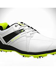 abordables -Chaussures de Golf Homme Golf Coussin Doux Résistant aux Chocs Confortable Des sports Sport extérieur Utilisation Exercice Sport de