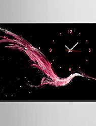 Недорогие -Модерн Животные Прочее Абстракция Настенные часы,Прямоугольный В помещении Часы