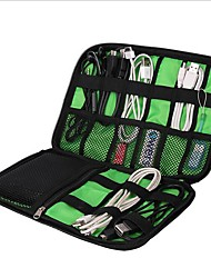 cheap -Waterproof Case / Travel Luggage Organizer / Packing Organizer Portable / Travel Storage / Multi-function for Clothes / USB Cable / Cell