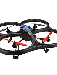 preiswerte -RC Drohne WL Toys V393 4 Kan?le 6 Achsen 2.4G Ferngesteuerter Quadrocopter LED-Lampen Auto-Takeoff Ausfallsicher Kopfloser Modus