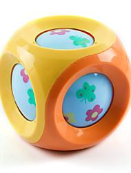baratos -Bolas Brinquedo Educativo Acessório para Casa de Boneca Brinquedos Quadrada Bébé Peças