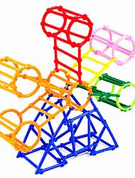 Alivia Estresse Kit Faça Você Mesmo Bonecas Blocos de Construir Quebra-Cabeças 3D Brinquedo Educativo Brinquedos de Ciência & Descoberta