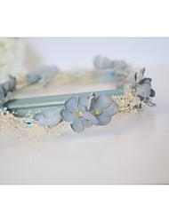 economico -fasce di cotone fiori copricapo elegante stile femminile classico