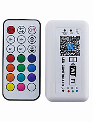 21 chiave wireless rf wifi controller app smart phone app con ios o sistema android (rgb)