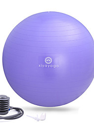 cheap -Exercise Ball Fitness Ball/Yoga Ball Yoga Relaxed Fit Life Durable PVC -