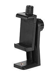 cheap -Andoer CB1 Plastic Smartphone Clip Holder Stand Support Clamp Frame Bracket Mount for iPhone 7/7s/6/6s