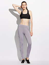 cheap -Women's Active Skinny Active Pants - Solid Colored Geometric