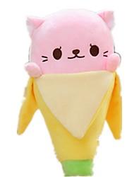 abordables -juguetes de peluche Almohada rellena Juguetes Circular Pato Banana Animales Unisex Piezas