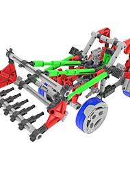 Kit de Bricolage Modèle d'affichage Blocs de Construction Jouet Educatif Jouets Automatique Chariot Elévateur Pelleteuse Pièces Enfant