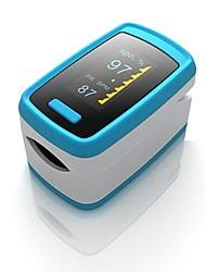 Acurio Portable Rotatable OLED Screen Fingertip Pulse Oximeter AS-302